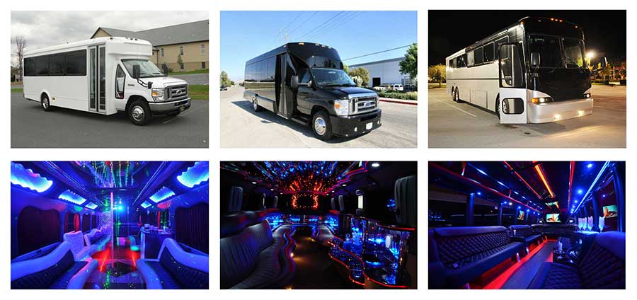 st louis party buses